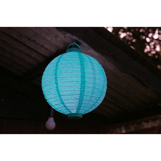 Lampion Led Aqua Marine 30 cm