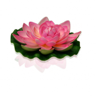 Pale Pink Lotus Water Lantern