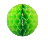 Apple Green Honeycomb Paper Ball 16""
