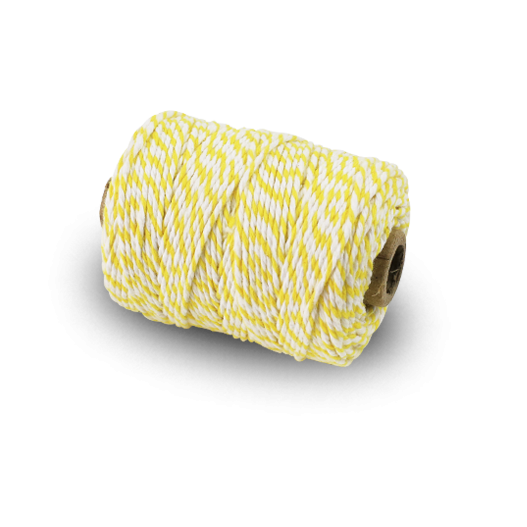 Pale Yellow Bakers Twine