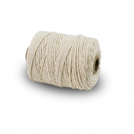 Ivory Cotton String