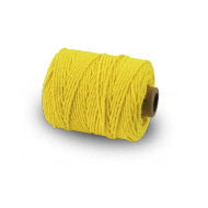 Pale Yellow Cotton String