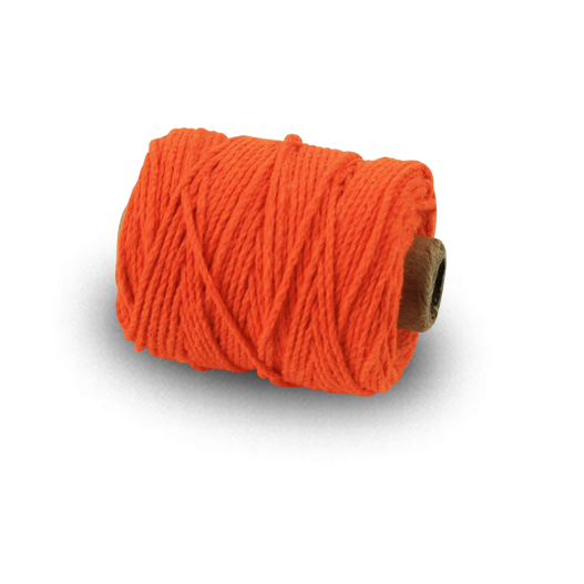 Cordelette Coton Orange
