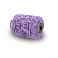 Lilac Cotton String