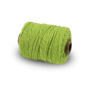 Apple Green Cotton String