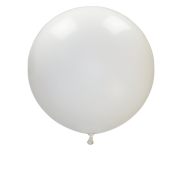 "36"" White Giant Balloon"