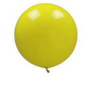 "36"" Yellow Giant Balloon"