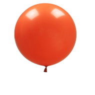 Orange Giant Balloon