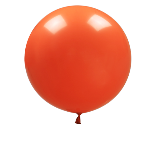 Ballon Géant Orange