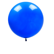 "36"" Royal Blue Giant Balloon"