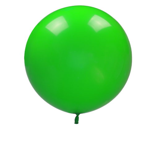 "36"" Dark Green Giant Balloon"