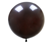 "36"" Chocolate Giant Balloon"