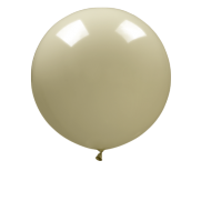 "36"" Ivory Giant Balloon"