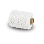 White Cotton String