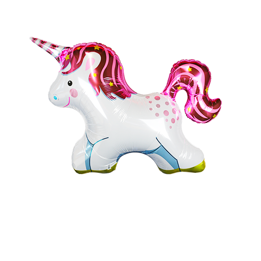 Unicorn Balloon 91cm