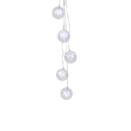 Suspension Bulles Lumineuses Blanc Froid